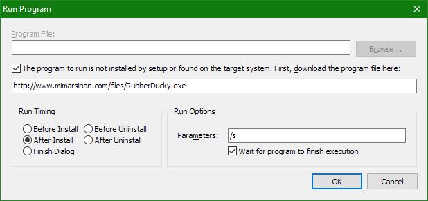 InstallAware Windows Installer Download and Run Wizard - InstallAware