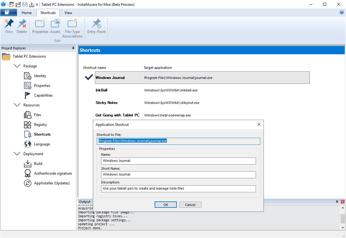 MSIX Editor | InstallAware