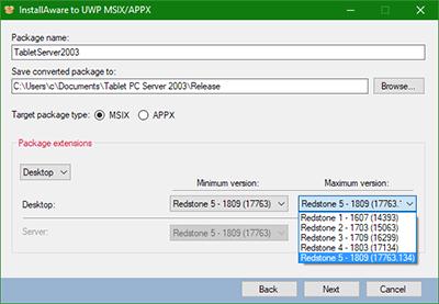 MSIX Installer | InstallAware